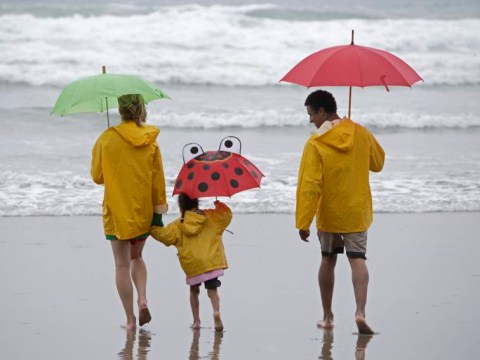 10 reasons to love the rainy days while the kids are off school