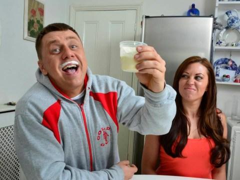 Big baby bodybuilder admits to drinking breast milk to help bulk up