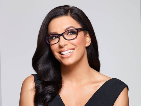 Eva Longoria calls out journalist who accused her of faking the need for glasses to earn money