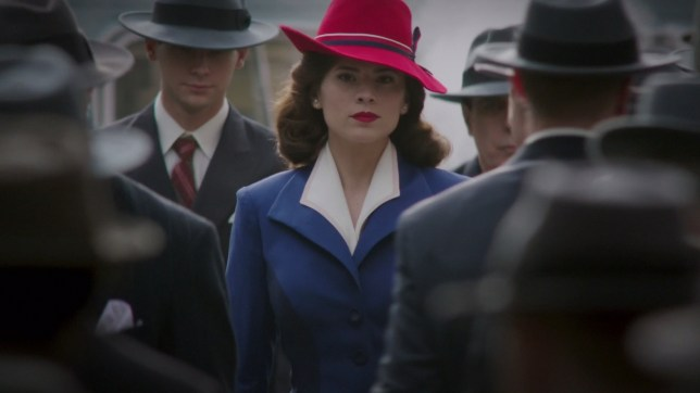 How could Agent Carter have been cancelled? Look how fabulous she is! (Picture: ABC)