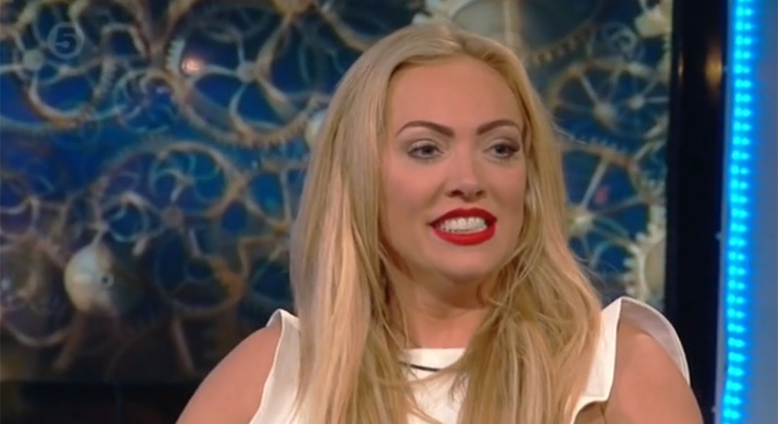 Aisleyne brands Helen Wood 'absolutely vile' as she makes her exit from the Big Brother house