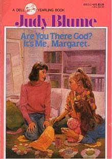 Judy Blume Are You There God? It's Me, Margaret