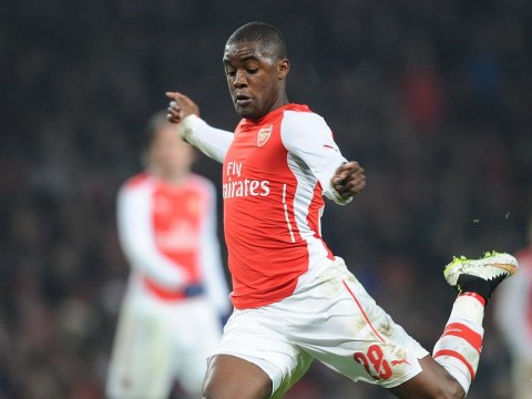 David Moyes 'makes £6m transfer bid for Arsenal forward Joel Campbell, Wenger willing to let him go'