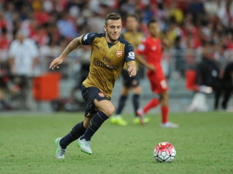 'Injury-free Jack Wilshere will become a world class talent' claims ex-Arsenal star Ray Parlour