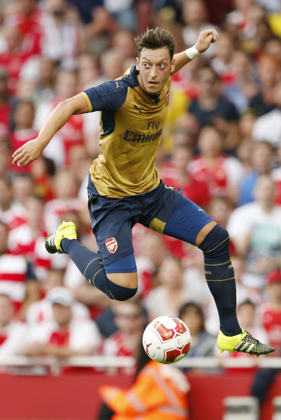 Why Arsenal's Mesut Ozil could finally be ready to justify his £42.5million transfer fee