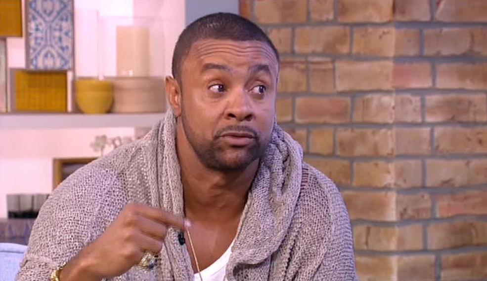 Shaggy performed on This Morning and it was way too surreal for everybody