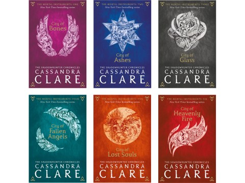 COMPETITION: Win £500 Selfridges vouchers and new editions of Cassandra Clare's The Mortal Instruments books