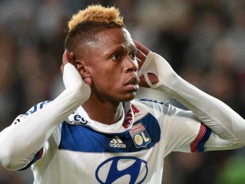 Tottenham 'make £7m transfer offer to sign Lyon star Clinton Njie'
