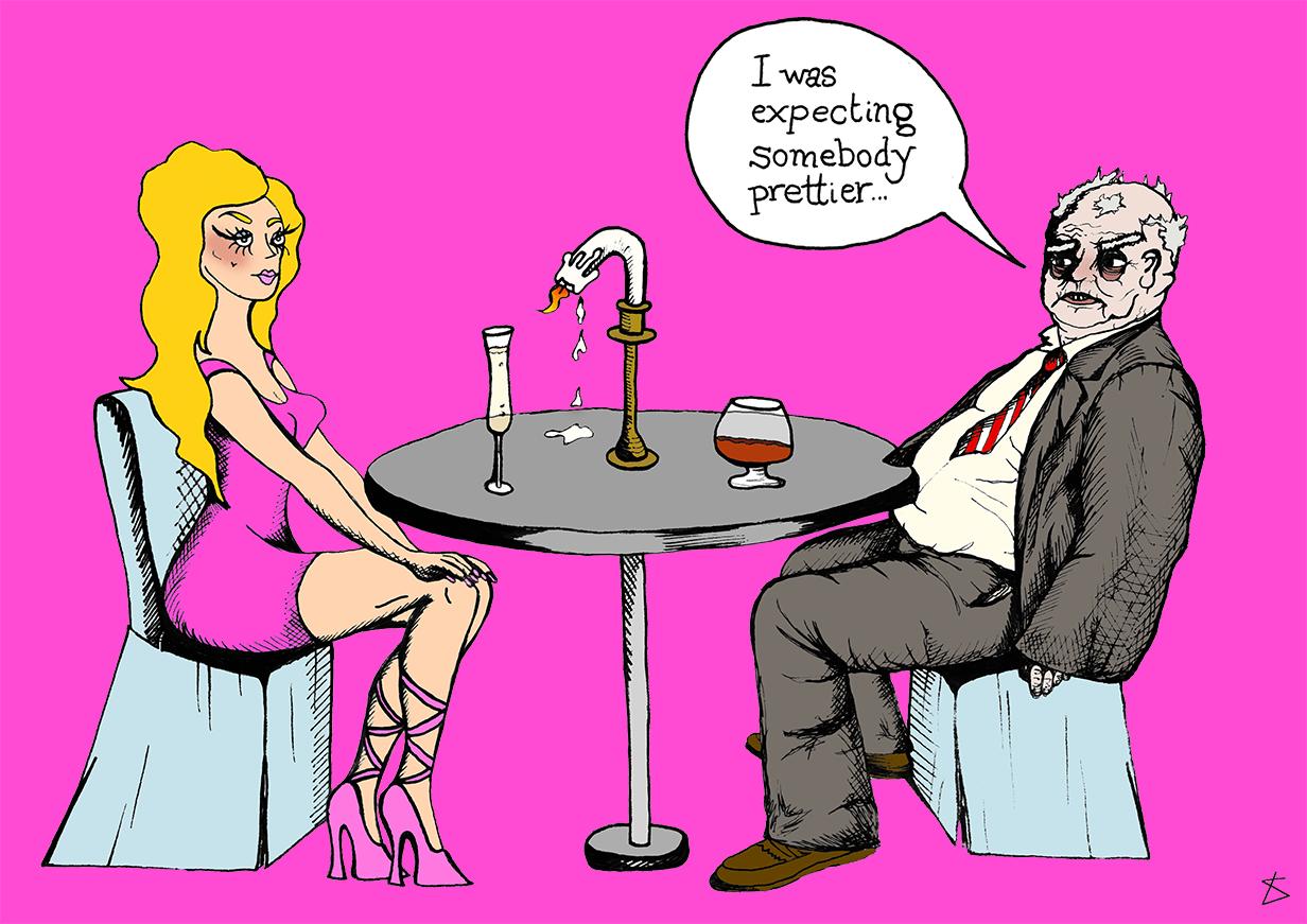 Extreme hardcore blond sex