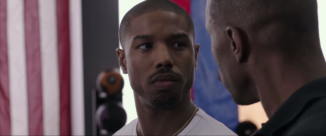 First trailer for new Rocky spin-off Creed drops – and Michael B. Jordan is SHIRTLESS