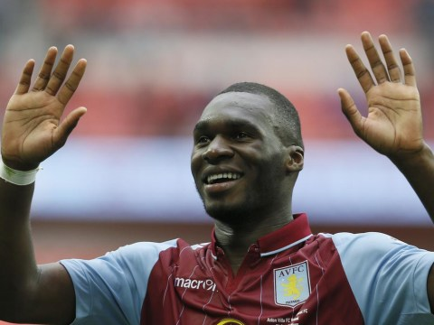 Aston Villa striker Christian Benteke 'drops huge Twitter hint that he's heading to Manchester United'
