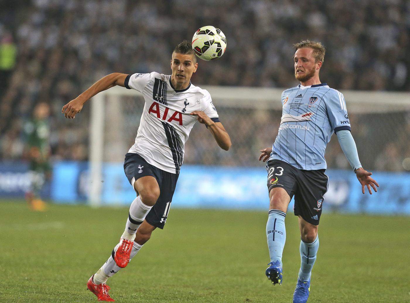Erik Lamela 'close to leaving Tottenham for Porto loan, permanent transfer could happen next year'