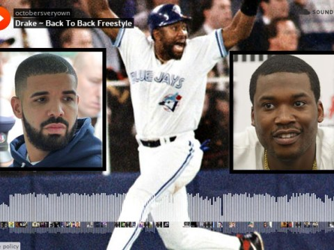 Drake takes another hit at Meek Mill in new track Back To Back