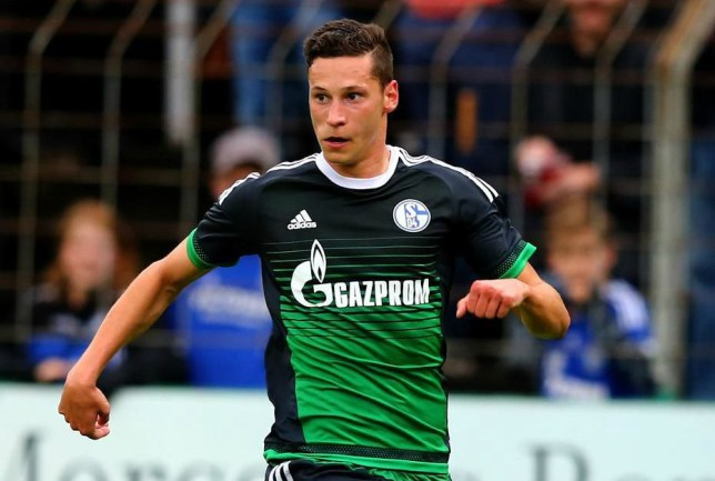 Julian Draxler is a long-term target for Arsenal (Picture:Getty)