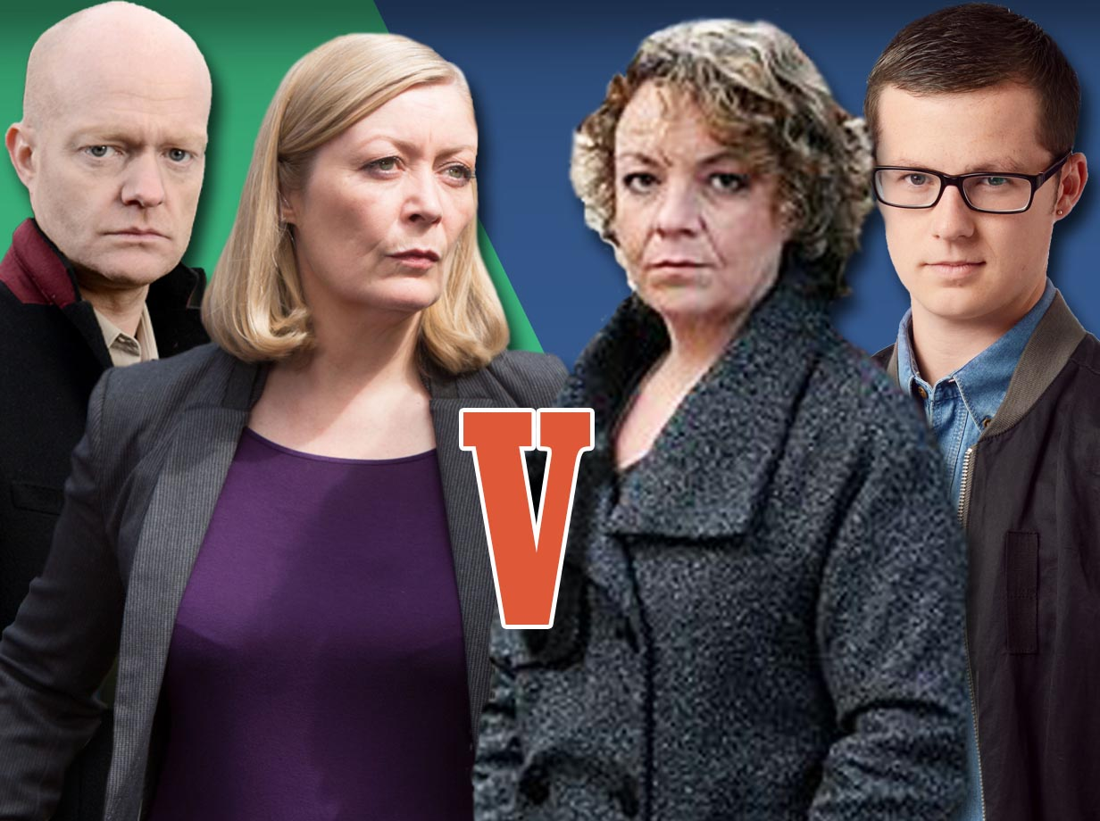 EastEnders spoilers: We weigh up whether it will be Ben Mitchell or Max Branning who gets charged with Lucy Beale's murder