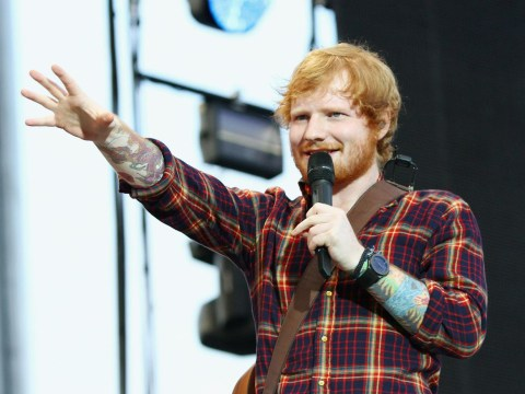Ed Sheeran lands first major acting role in Kurt Sutter's medieval TV drama The Bastard Executioner