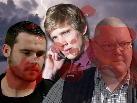 Emmerdale spoilers: As Robert Sugden turns deadly, what next for him, Aaron Livesy and Paddy Kirk?