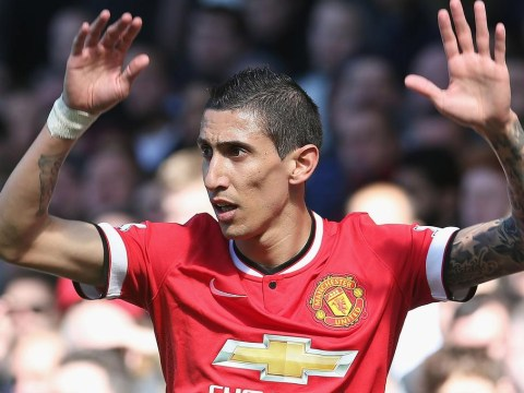 Angel Di Maria 'agrees personal terms with PSG ahead of transfer from Manchester United