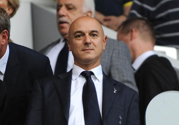 Tottenham Hotspur chairman Daniel Levy labelled as a 'genius' for Fanatics deal