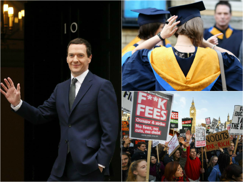 UK summer budget 2015: Tuition fees to go above £9,000 for some universities