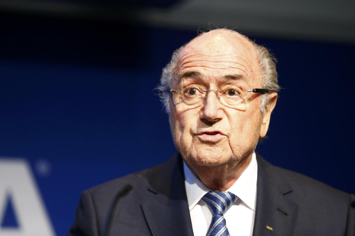 'I was close to dying,' says Fifa president Sepp Blatter