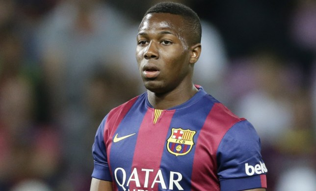 Adama Traore aiming to seize his chance with Aston Villa ...