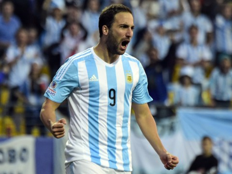 Arsenal 'ready to sign Gonzalo Higuain in £42.7m transfer deal'