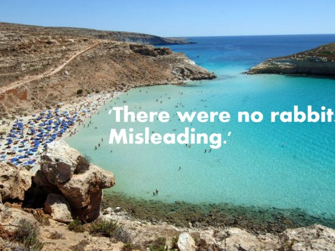 15 TripAdvisor reviewers who need to chill the eff out and enjoy their holiday