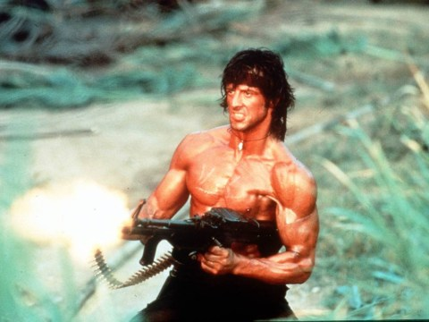 Sylvester Stallone is officially DONE with Rambo and won't be making anymore