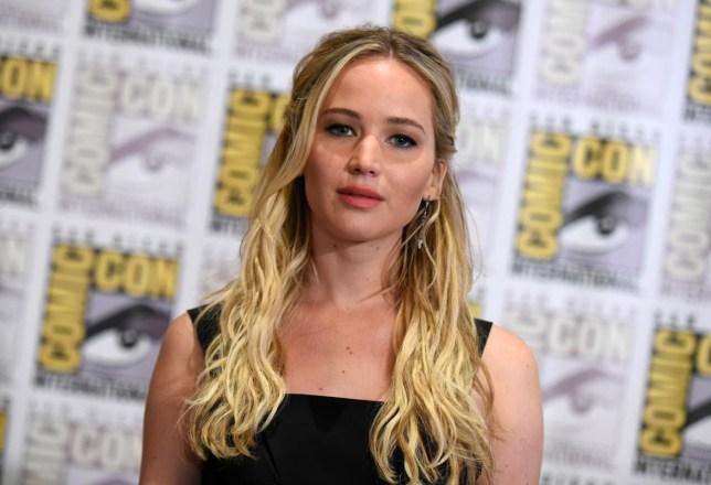 Jennifer Lawrence Richard Shotwell/Invision/AP