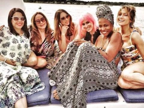 Jennifer Lopez celebrated her 46th birthday with none other than…Natasha Bedingfield