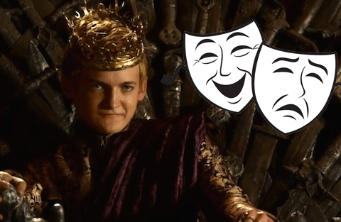 King Joffrey is about to hit London's West End in a play called Bears In Space