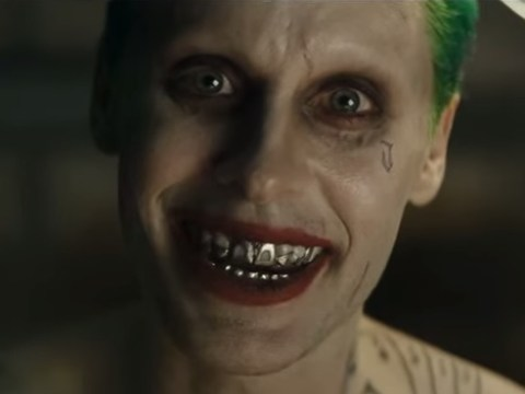 Your first non-leaked look at Jared Leto as the Joker in Suicide Squad is here