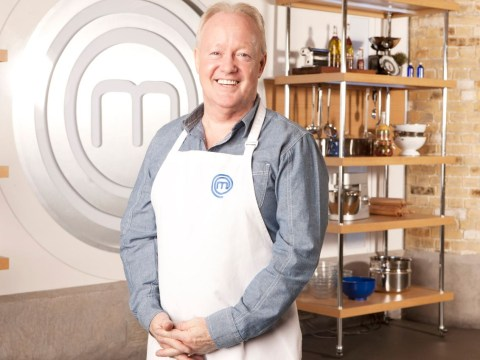 Keith Chegwin appeared on Celebrity Masterchef and everyone was worried that he would get naked