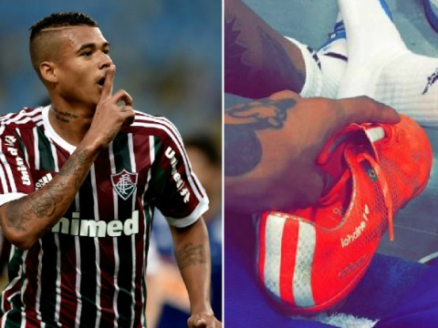 Kenedy confirms completed Chelsea transfer with Snapchat from training