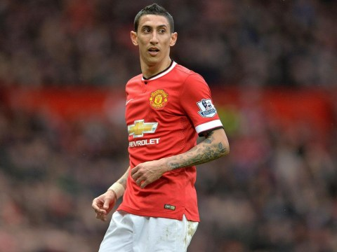 Paris Saint Germain 'offer Manchester United winger Angel Di Maria five-year contract'