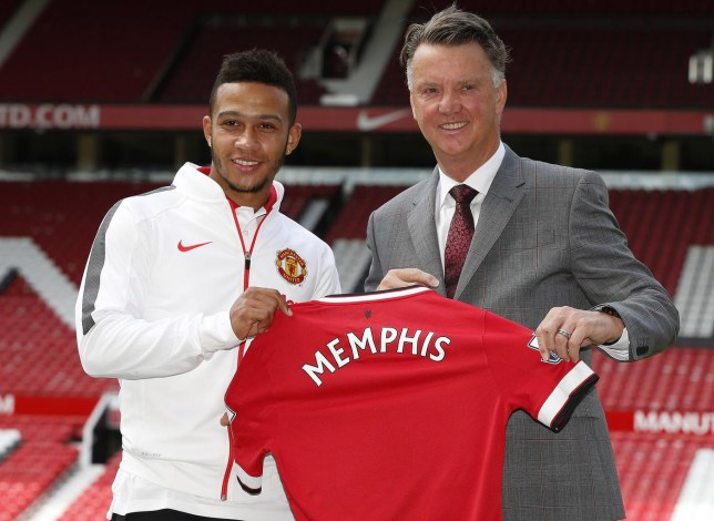 Manchester United Transfer News: Louis Van Gaal 'wants