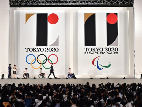 Tokyo reveal logo for 2020 Olympic and Paralympic games