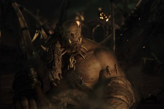 Orgrim (Picture Warcraft)
