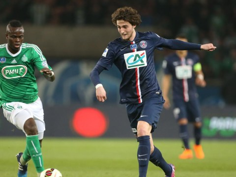 Adrien Rabiot's mother 'meets with West Ham to discuss transfer'