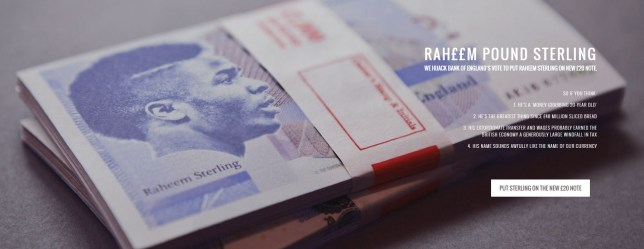 Is this the new face of British money? (Picture: crossconnor.com)