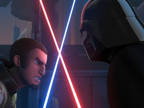 Star Wars Rebels is exactly what fans need to get them in the mood for The Force Awakens