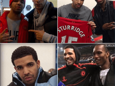 Rio Ferdinand trolls Drake for his lack of football loyalty