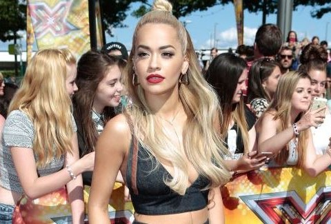 Rita Ora fails to wow on the red carpet for The X Factor auditions after Ricky Hilfiger split