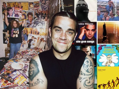11 ways we survived Robbie Williams leaving Take That in 1995 without the internet