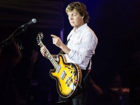Sir Paul McCartney seems kind of bitter towards 'martyr' John Lennon