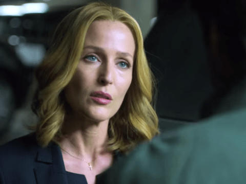 The latest X Files trailer looks totally spooky and has actual words in it