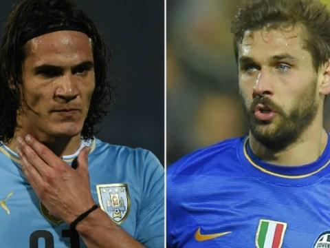 Manchester United 'certain' to complete Edinson Cavani and Fernando Llorente transfers