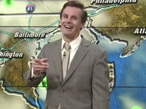 This weatherman just won forecasting forever with his Taylor Swift-themed broadcast