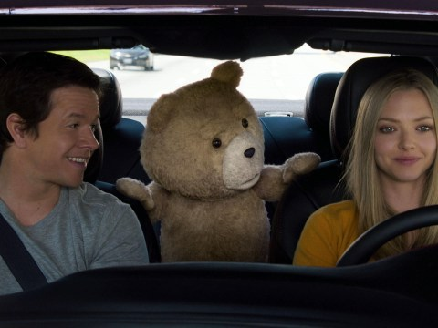 EXCLUSIVE: Ted 2's Amanda Seyfried, Seth MacFarlane and Mark Wahlberg think the U.S. should legalise marijuana